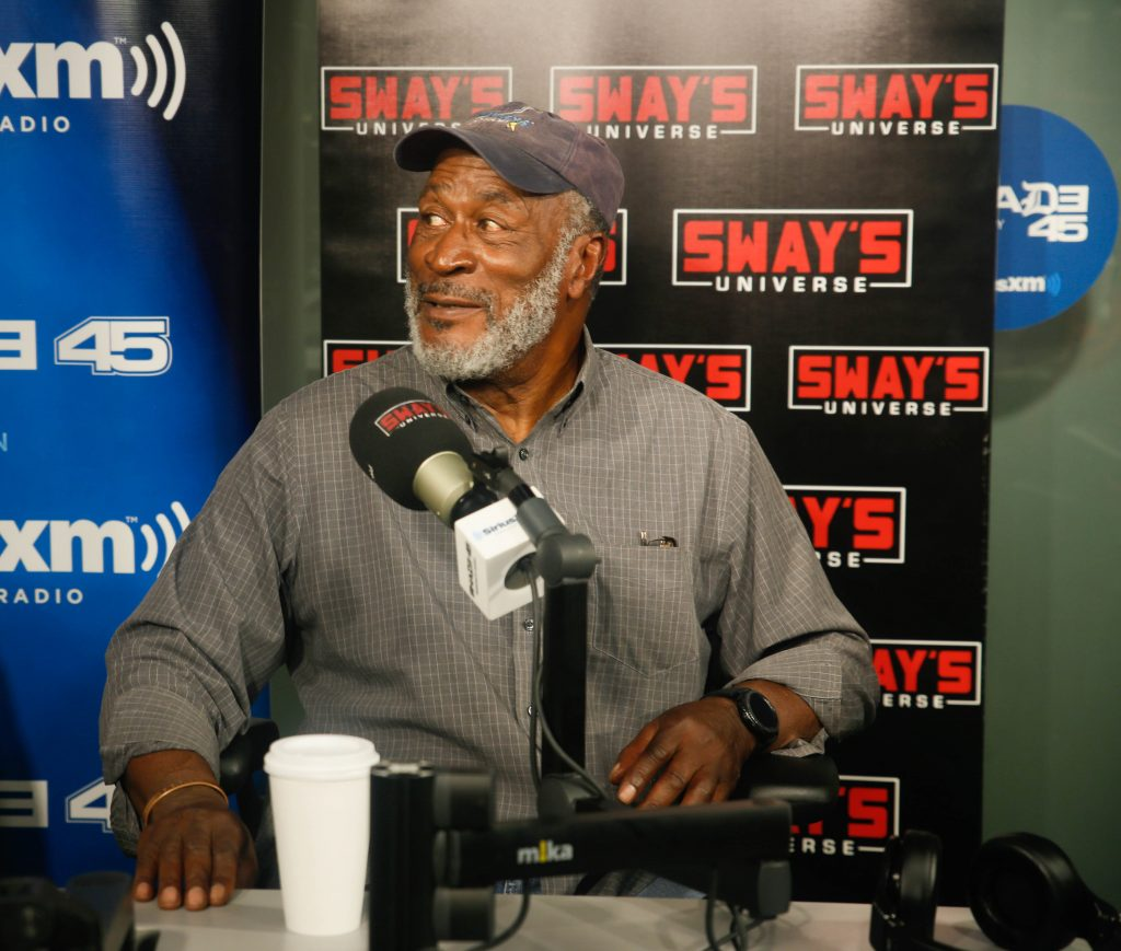 Coming To America 2 w/ Eddie Murphy is coming according to John Amos