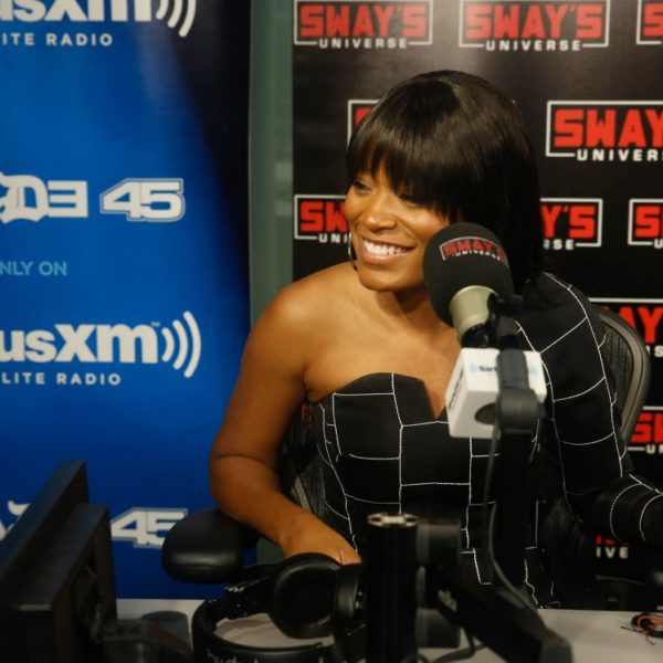Quincey White Freestyle on Sway In The Morning