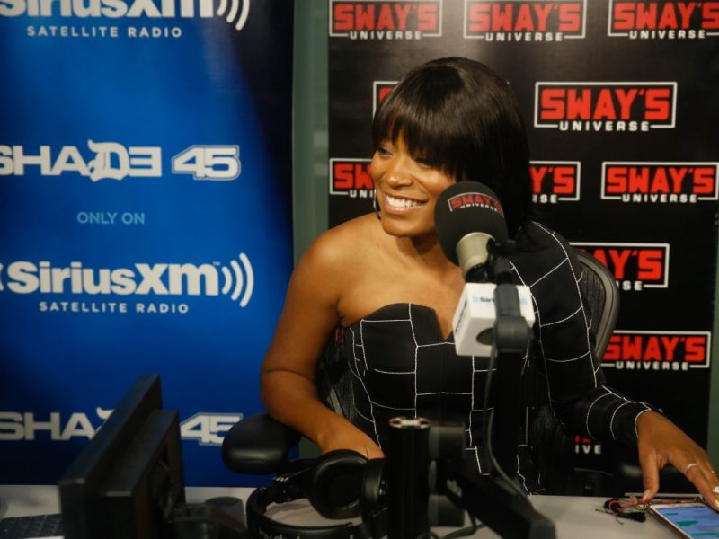 Keke Palmer Talks Harvey Weinstein + Sexting 101 + New Career Moves and more