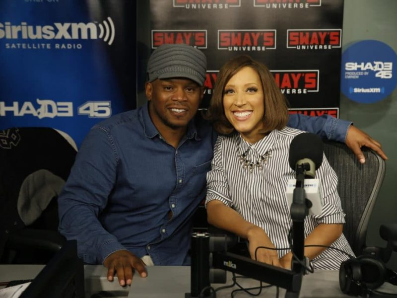 Robin Thede Talks New Show 'The Rundown' on Sway In The Morning
