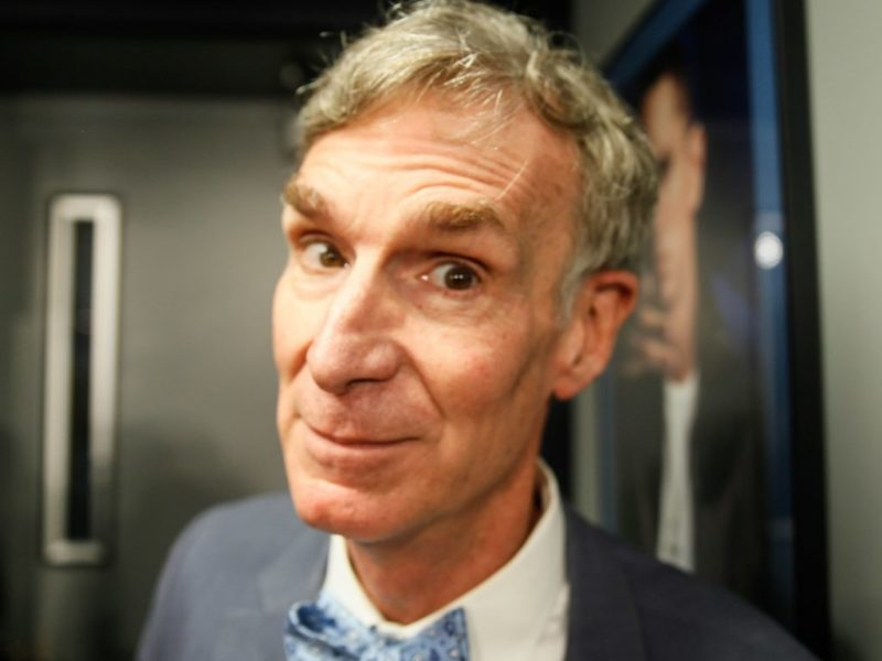 Bill Nye (The Science Guy) Talks State of Hip Hop, His Upcoming Documentary + Discuss Elevator Twerk Session on Sway In The Morning
