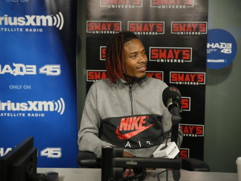Fetty Wap Opens Up About Relationship With Drake, Taking Business Classes + Love Triangle Drama