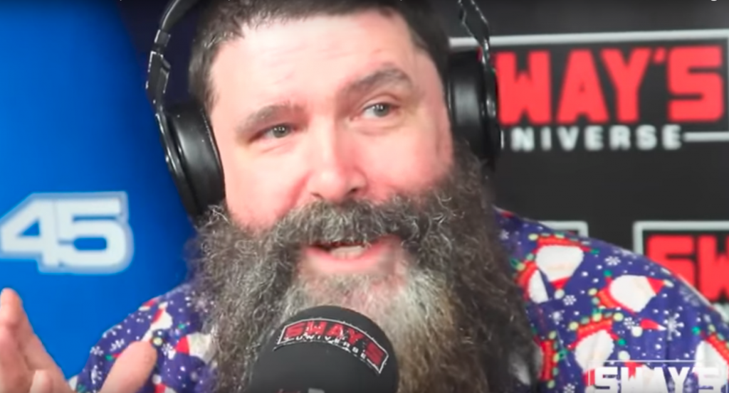 """WWE Hall Of Famer Mick Foley Discuss His Hardcore Career, Facing """"The Rock,"""" """"Hell In A Cell,"""" and Whether He'd Do It All Over Again!"""