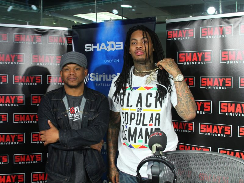 Waka Flocka Philosophizes On: Not Being Black + Not Taking A Knee + Loving XXXTentacion and more