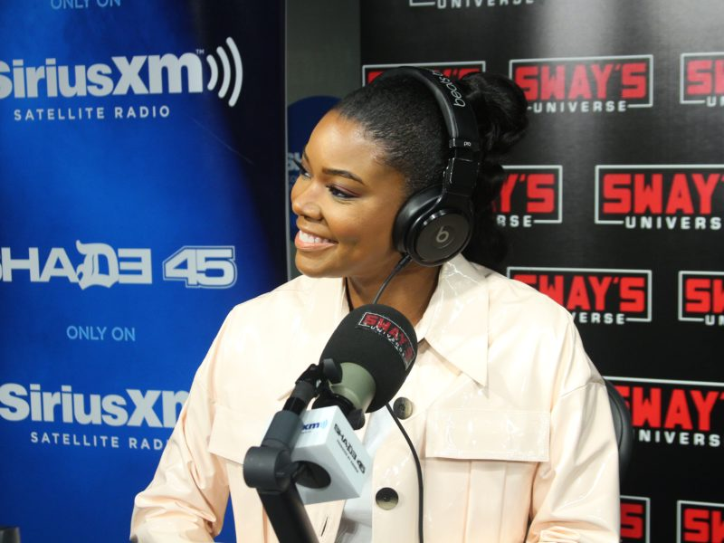 Gabrielle Union Speaks On Harvey Weinstein + Masturbating at Age 5 + Money Challenges With Dwayne Wade