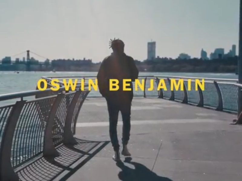 EXCLUSIVE: Oswin Benjamin- Mask Off Remix (Prod. by Rod the Producer)