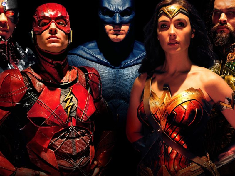 Watch the New 'Justice League' Official Trailer