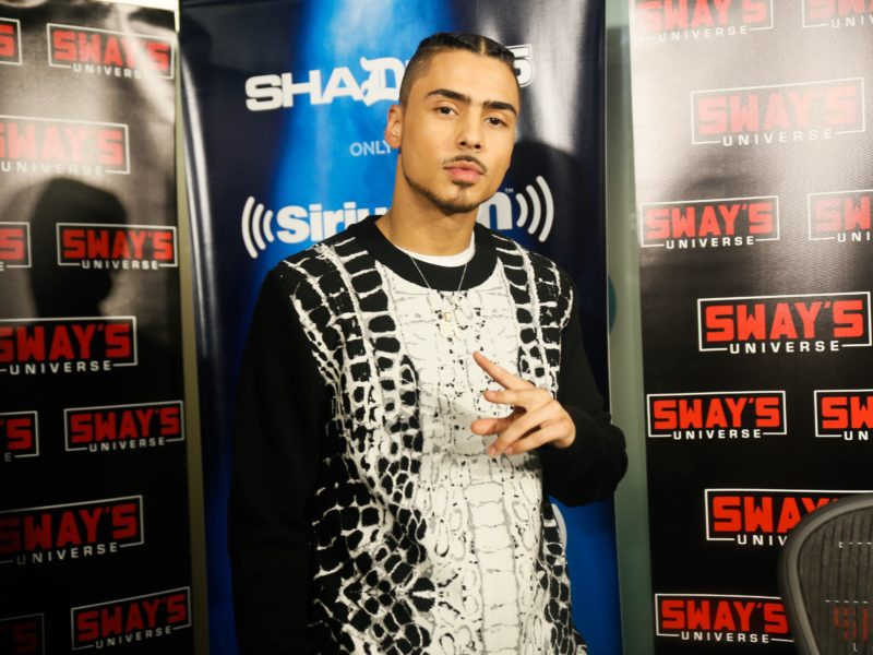 Quincy Brown talks, Star, Coming From a Successful Family + Creating Music