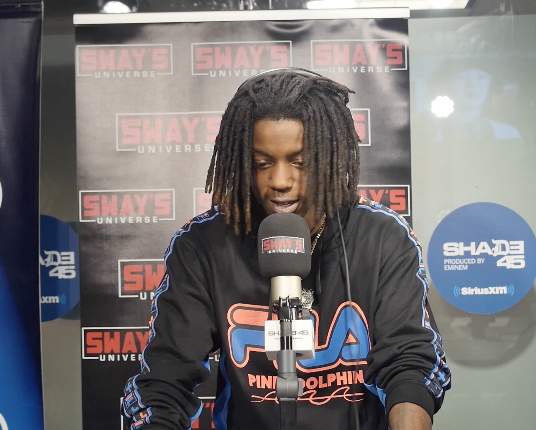 Mobile AL Native, OMB Peezy Stepped into the Friday Fire Cypher