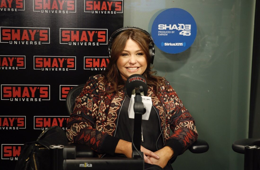 Rachael Ray Celebrates Her 2,000th Episode and Talks About Partnerships with Michelle Obama and Partying with Oprah
