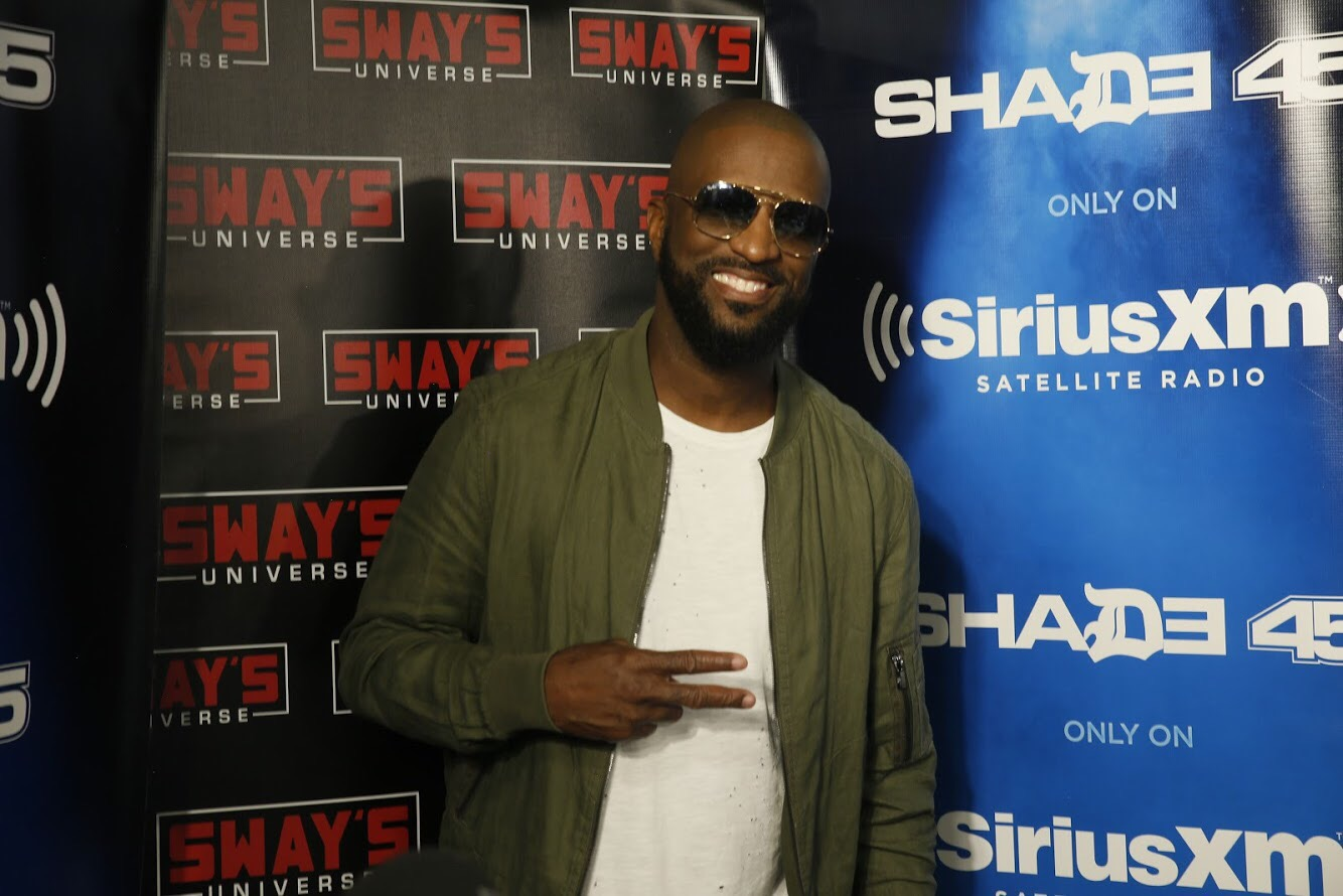 Rickey Smiley's New Book Talks About The Murder of His Father + Custody Battle for His Son and More