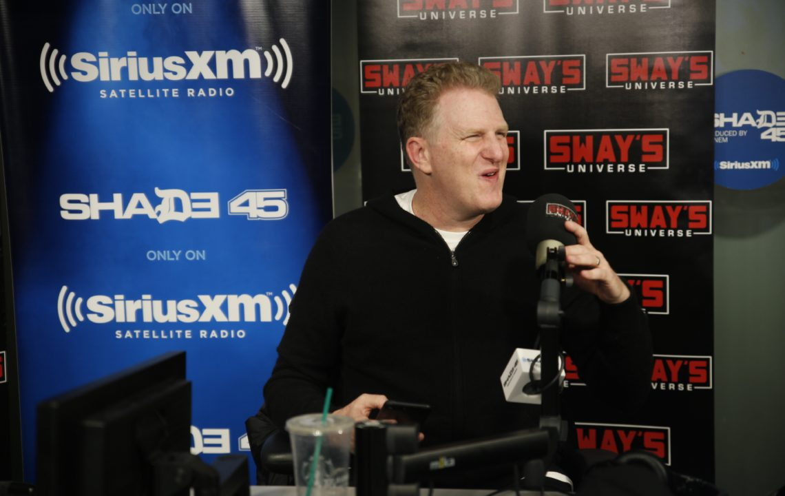 Michael Rapaport Has a New Book Called 'This Book Has Balls'