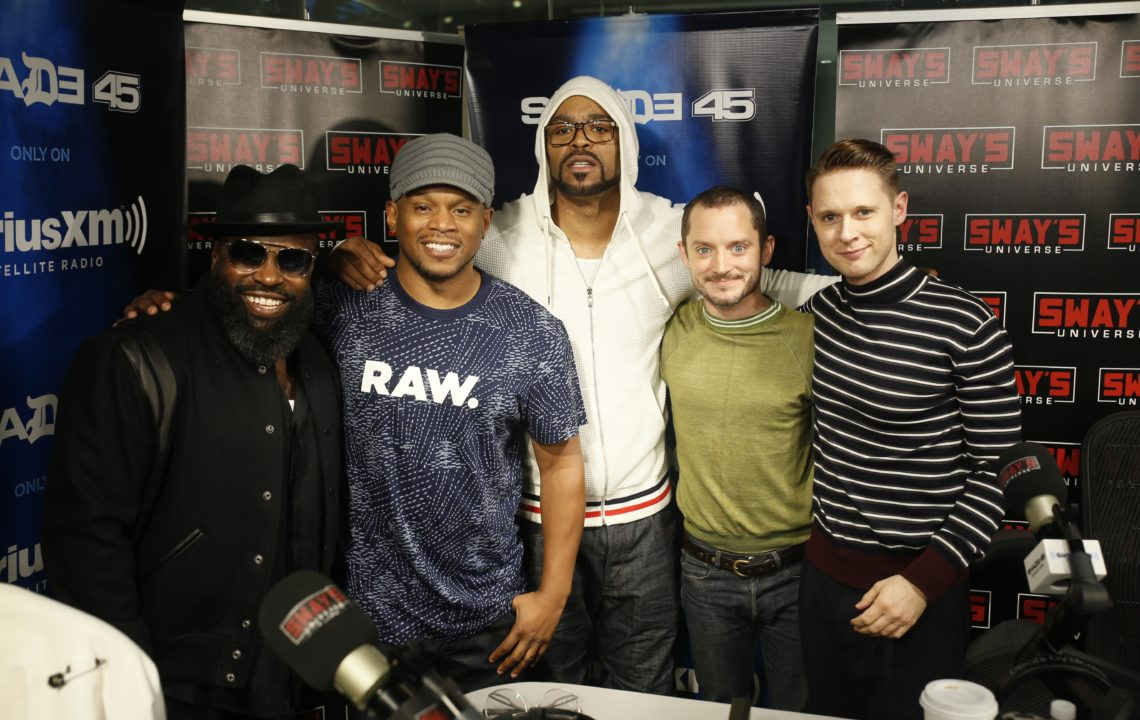 Method Man and Black Thought Cypher on Sway In The Morning
