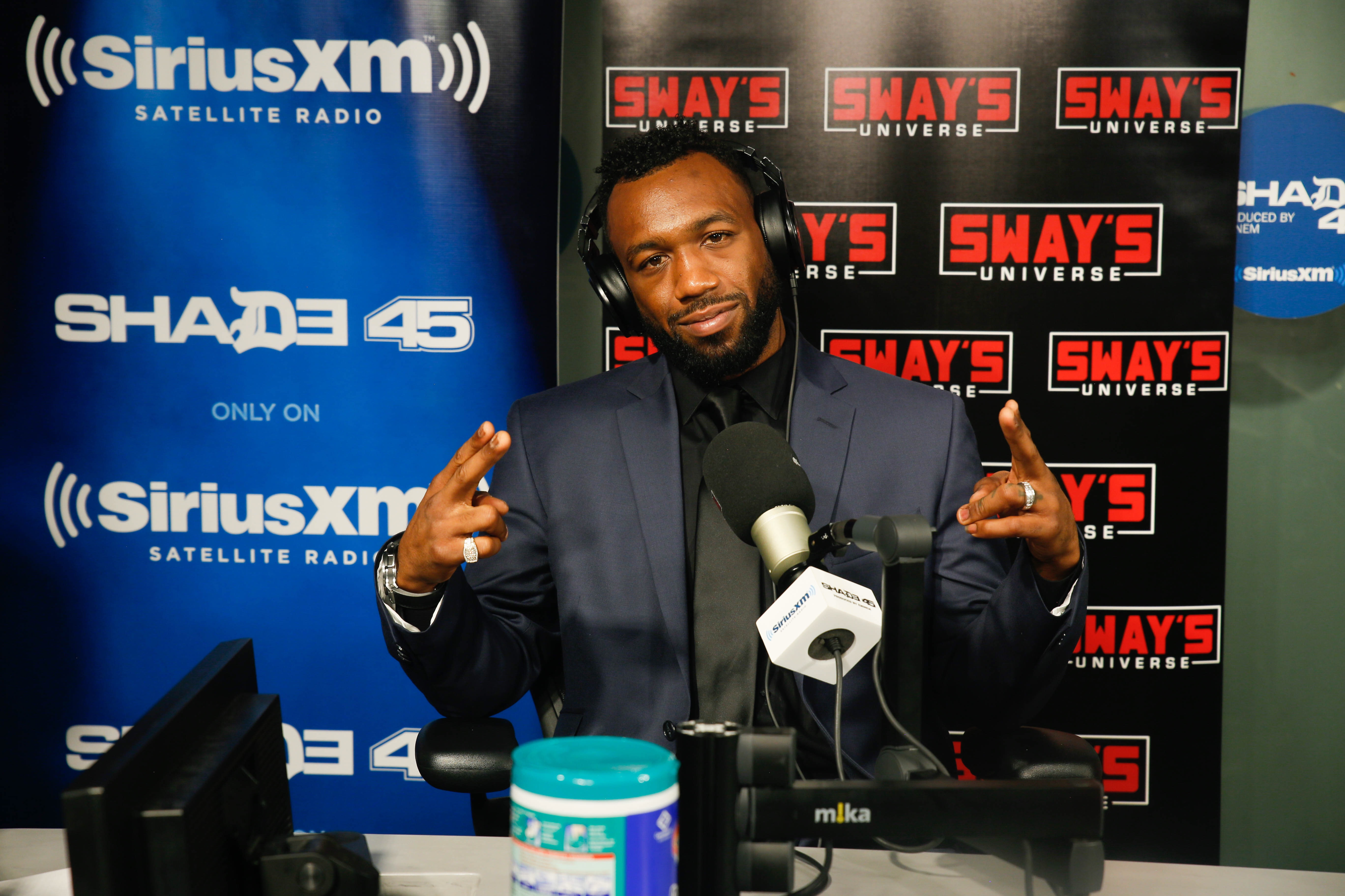 'Star' Actor, Quincy Raps on Sway In The Morning