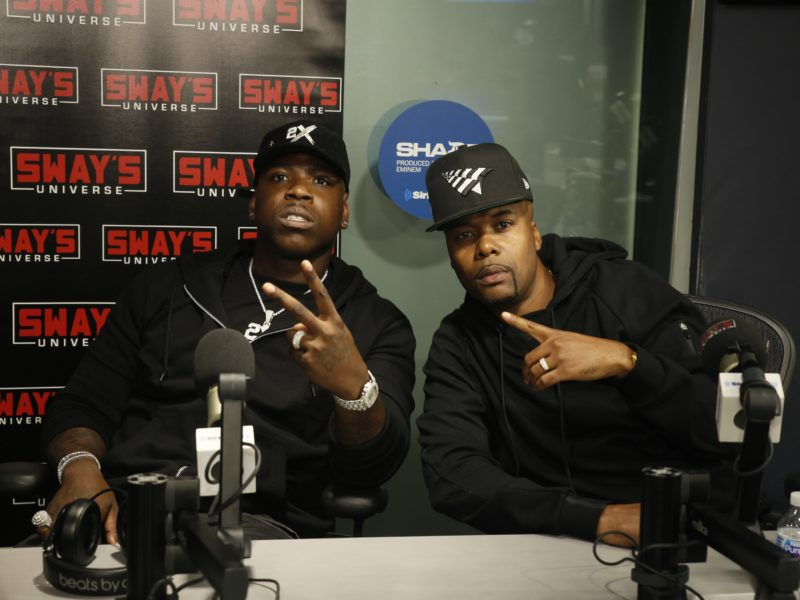 Warehouse Music Group Artist, Casanova Joins Memphis Bleek on Sway In The Morning