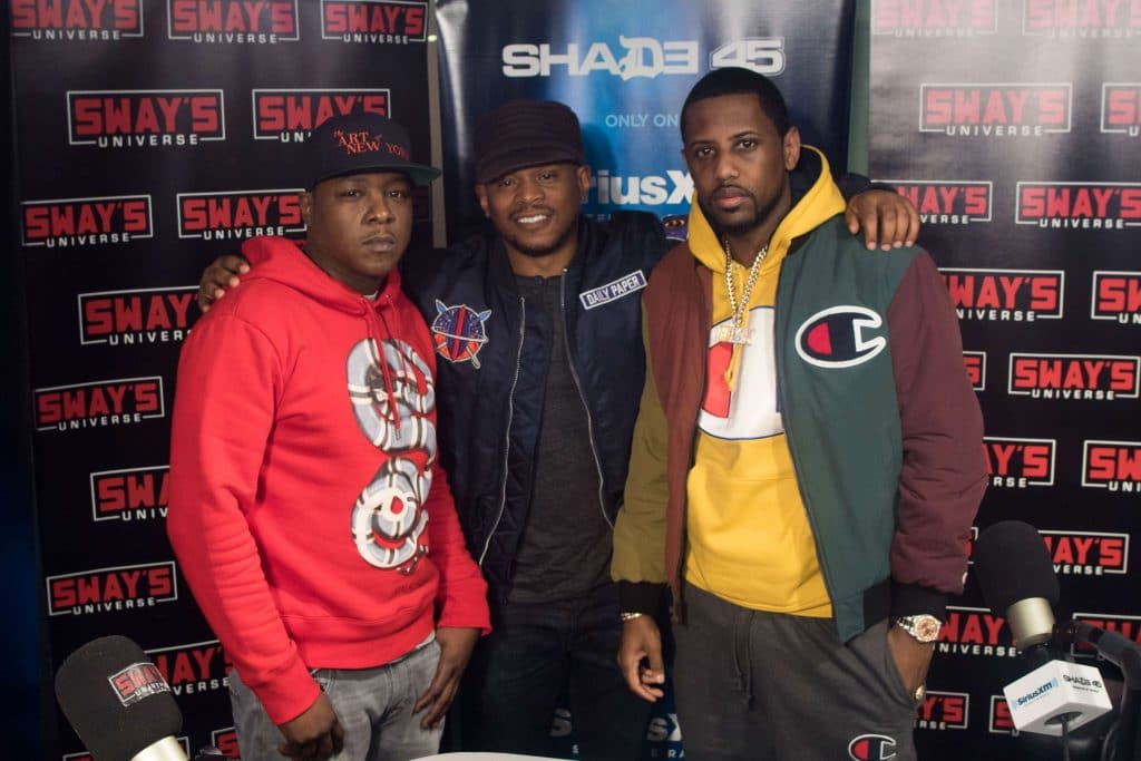 Fabolous and Jadakiss Breakdown 'Friday on Elm Street' and Drop Gems for The Culture