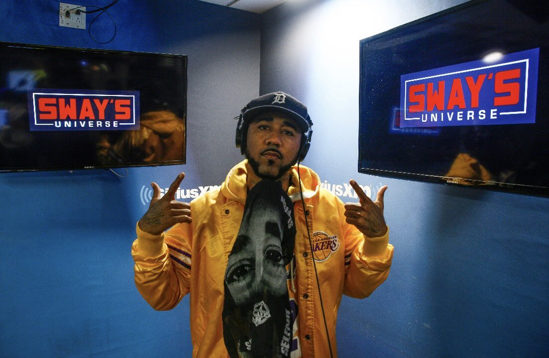 Problem Stopped By Sway In The Morning To Breakdown and Perform His Debut Album 'Selfish'