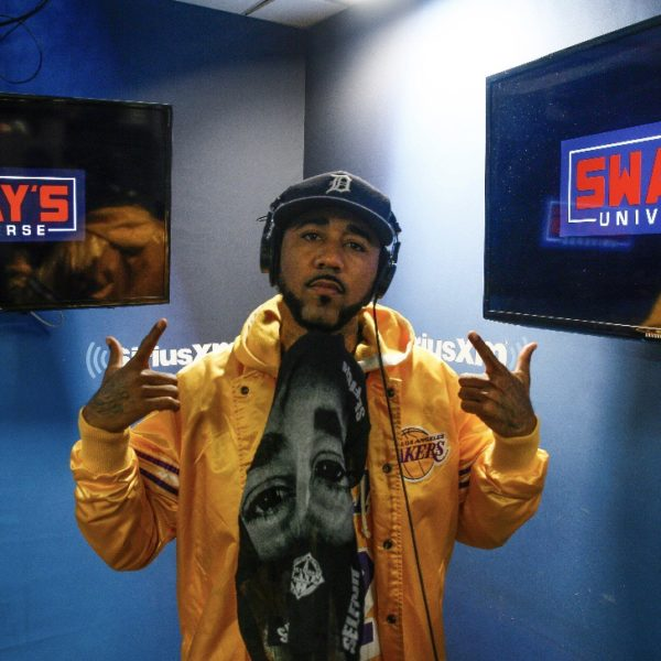 "Full Interview: Cyhi The Prynce Talks 'No Dope On Sundays', G.O.O.D Music + Premiers ""God Bless Your Heart"""