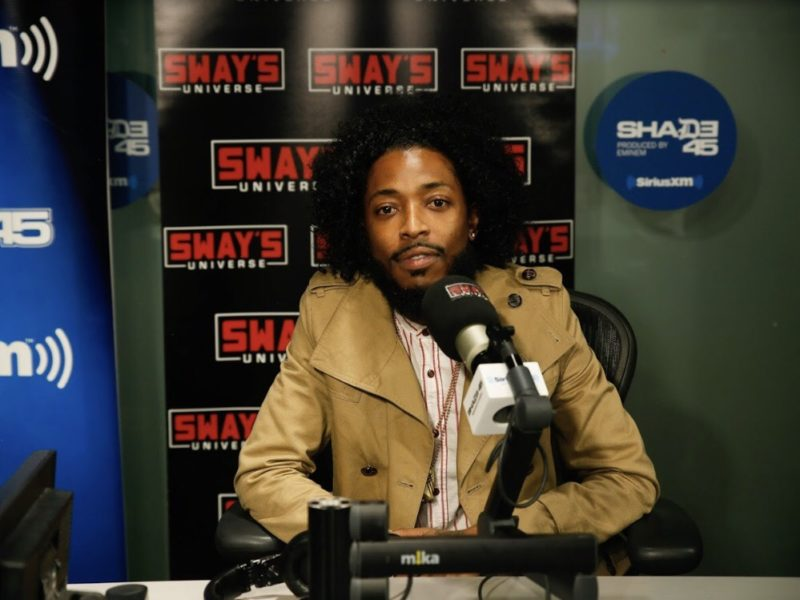 The Boy Illinois Introduces New Mixtape 'Windy' and Freestyles on Sway In The Morning