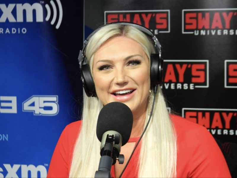 "Brooke Hogan Talks About Her New Television Series ""The Fashion Hero"" + Sexual Encounters In The Entertainment Industry"