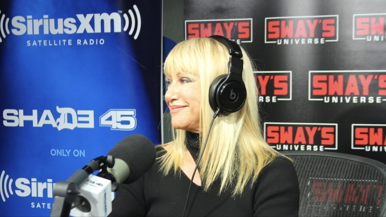 Suzanne Somers Talks Taking Control of Her Life + How She's Maintained A 50-Year Relationship on Sway In The Morning