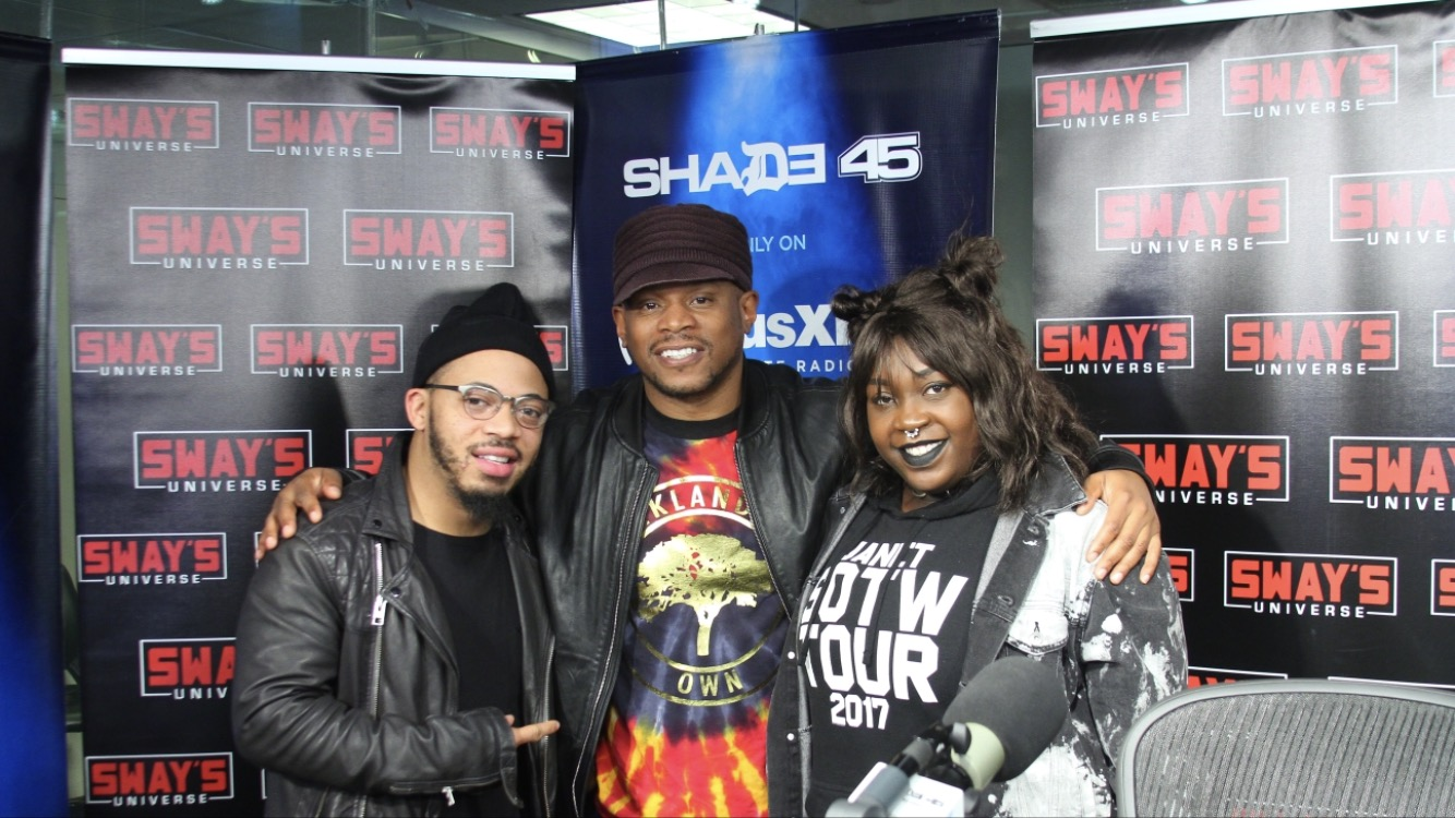 Janet Jackson's Team Talks Touring With Ms. Jackson and Her Son on Sway In The Morning