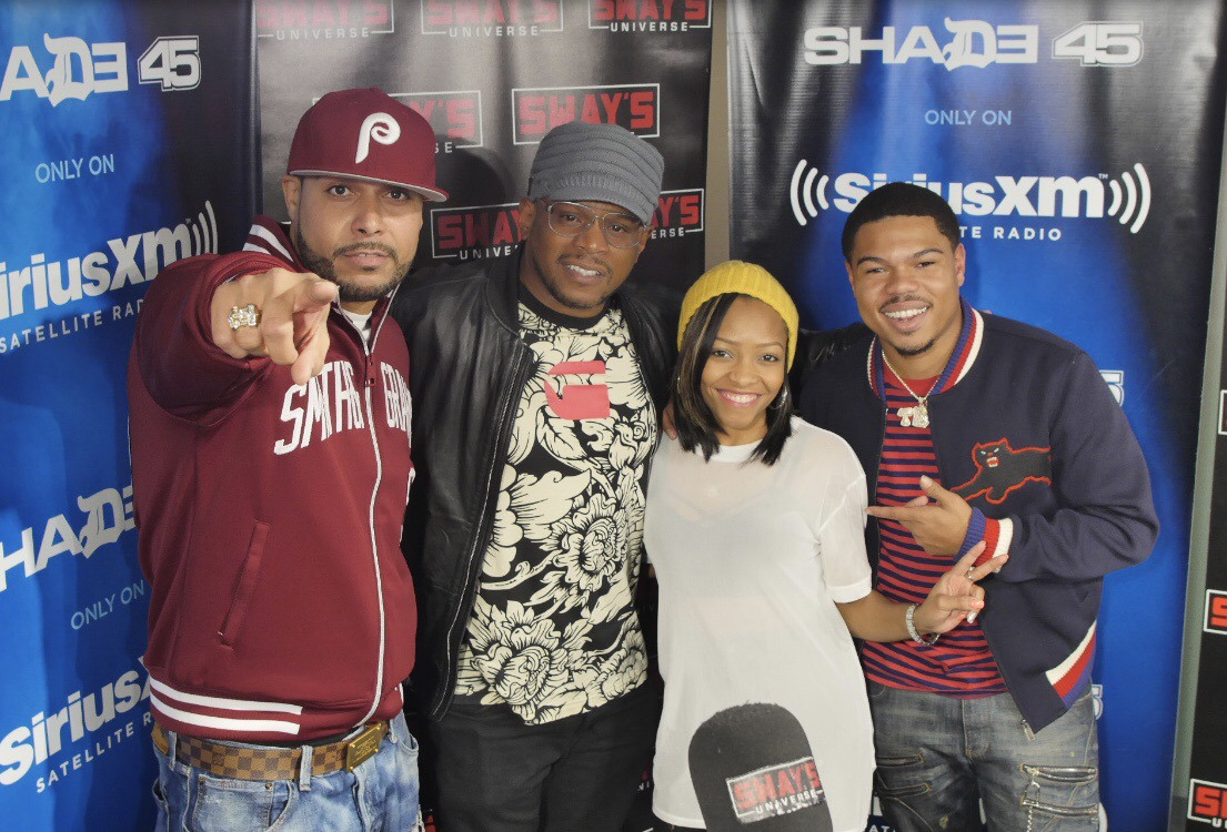 Friday Fire Cypher: Taylor Bennett, Bianca Shaw and Ricky Bats