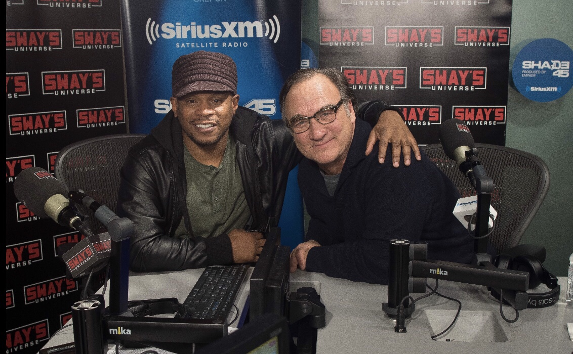 "Jim Belushi Talks New Movie ""Wonder Wheel"" And Pays Homage to Grandmaster Flash and Tupac"