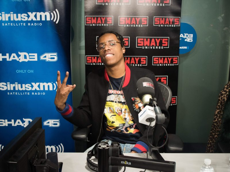 OVO Artist Roy Woods Talks Debut Album 'Say Less'