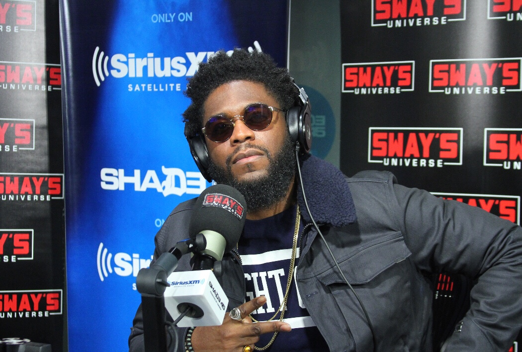 Big K.R.I.T. Breaks Down '4eva Is A Mighty Long Time' and Freestyles In Sway In The Morning