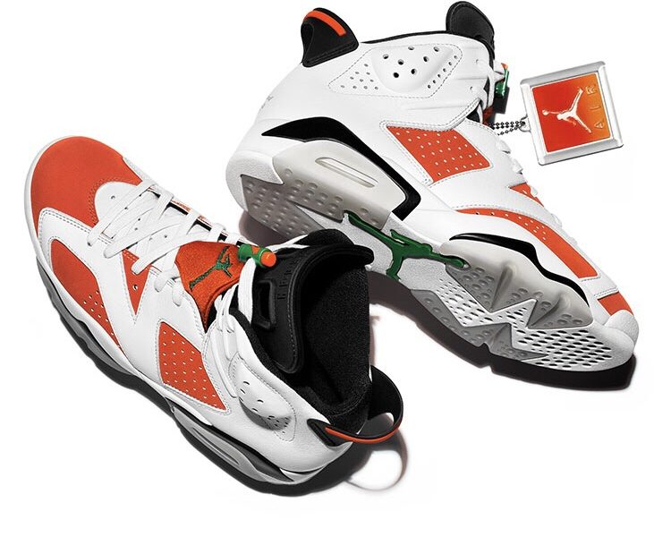 "Air Jordan VI ""Like Mike"" Edition Gatorade Coloway"