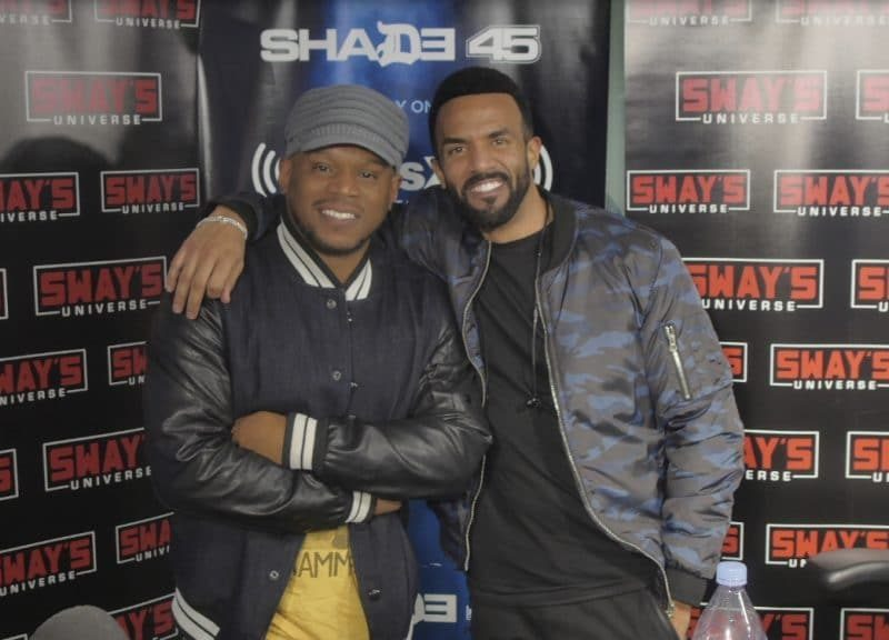 Craig David, The First UK Artist To Do The 5 Fingers of Death + Talks New Music