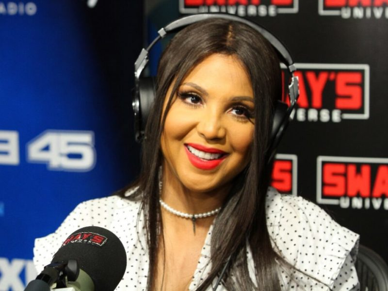 Toni Braxton Talks New Album 'Sex & Cigarettes' and New Movie 'Faith Under Fire'