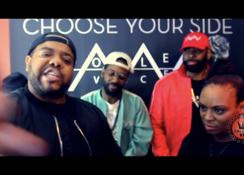 King Clive TV Presents Cypher of All Cyphers 6 Hosted by DJ Ampz