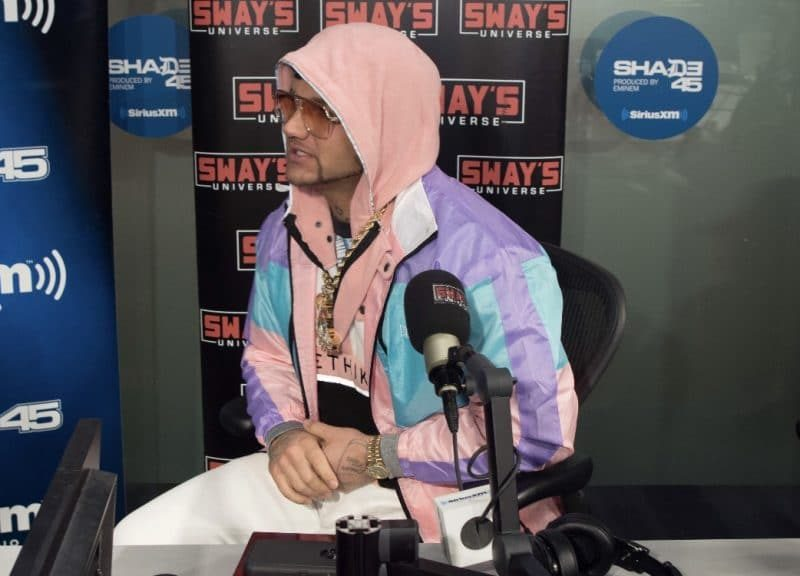 RiFF RAFF Signs to Blackbear's Imprint Beartrap Sound and Freestyles the 5 Fingers of Death