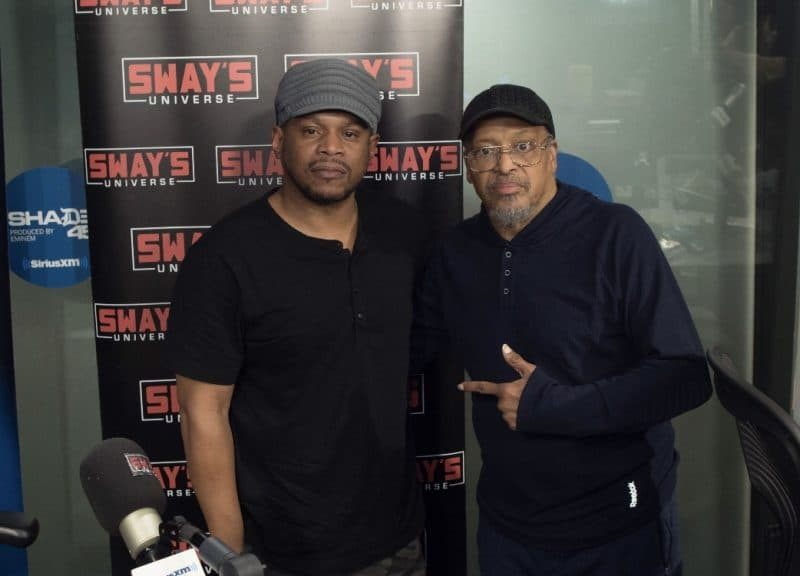 "The Legendary James Mtume Talks The Truth Behind ""New York Undercover"" + A Message for All Rappers"