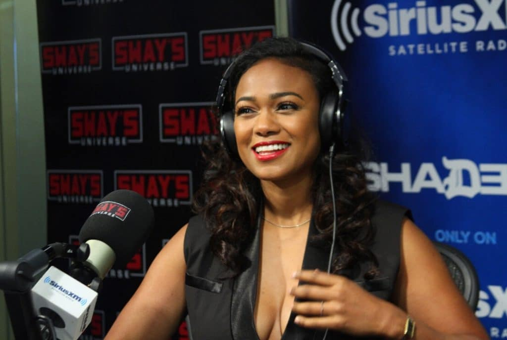 Tatyana Ali Joins The American Heart Association's Go Red 4 Women Red Dress Collection To Support Healthy Heart Initiative