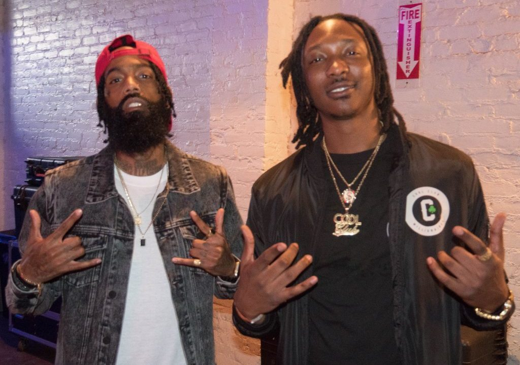 Scotty ATL and GQ Blaze the Sway In The Morning 2018 SXSW Stage