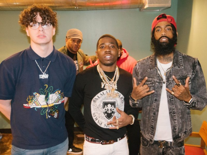 Jack Harlow and YFN Lucci Tear Up The Sway In The Morning 2018 SXSW Stage