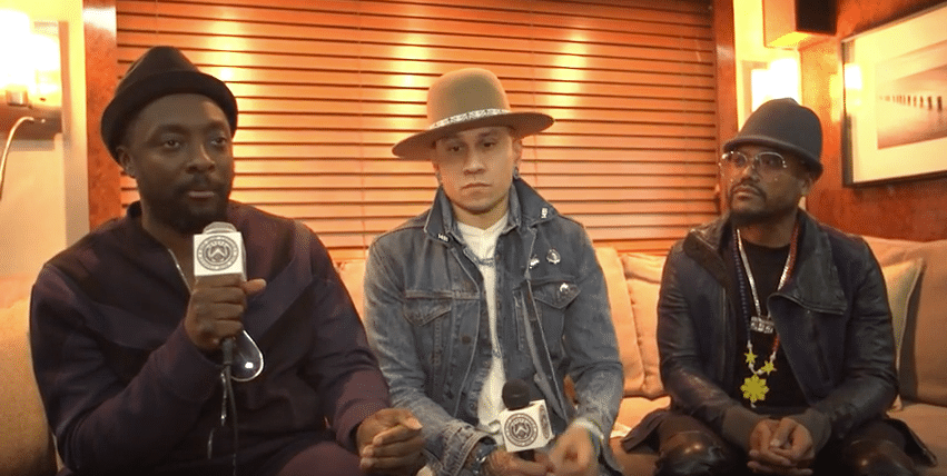 Black Eyed Peas Talk Police Brutality, Immigration, Gun and Prison Reform In The Street Livin Movement