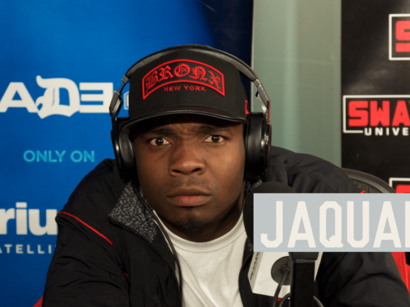 Love & Hip Hop's Jaquae Joins The A&R Room + Talks New Music and the Hustle
