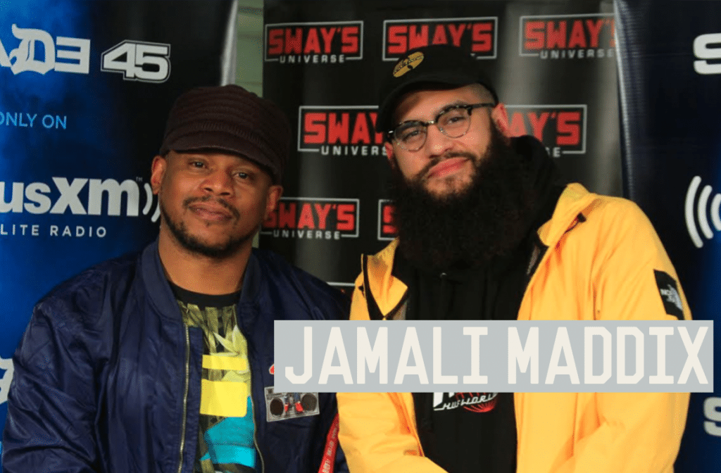 "Jamali Maddix Talks About His Viceland Show ""Hate Thy Neighbor"""