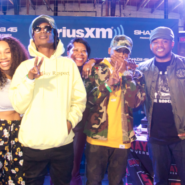 "Trae Tha Truth Performs ""Better Days"" on Sway In The Morning at SXSW 2018"