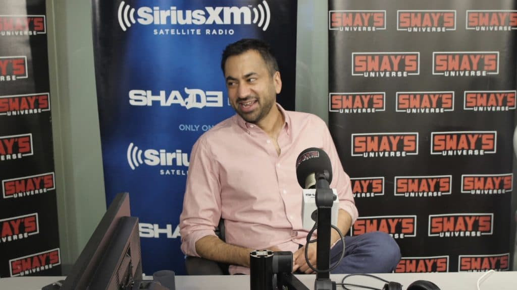 'Harold & Kumar' Star Kal Penn Talks New Series 'Designated Survivor' on ABC