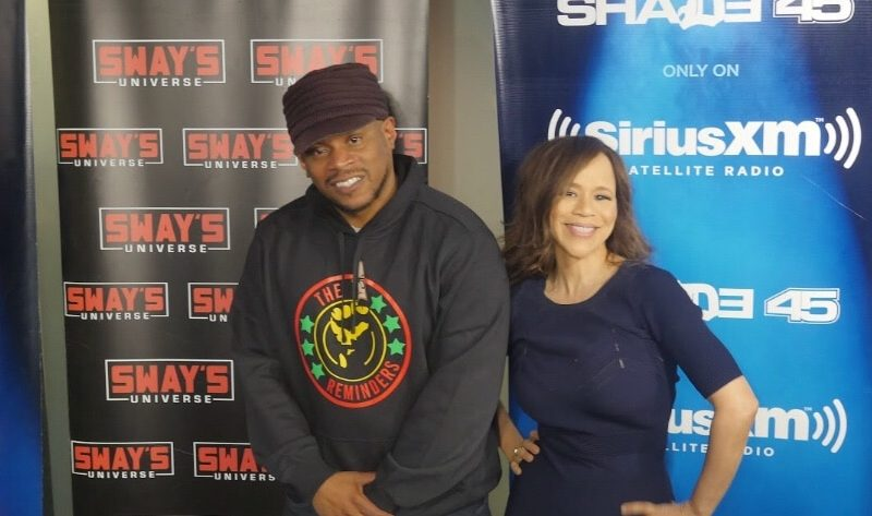 Rosie Perez Talks Boxing, Current State Of Puerto Rico, and New NBC Show 'Rise'