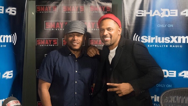 Mike Epps on Pressing Vin Diesel For Money an New Book 'Unsuccessful Thug'