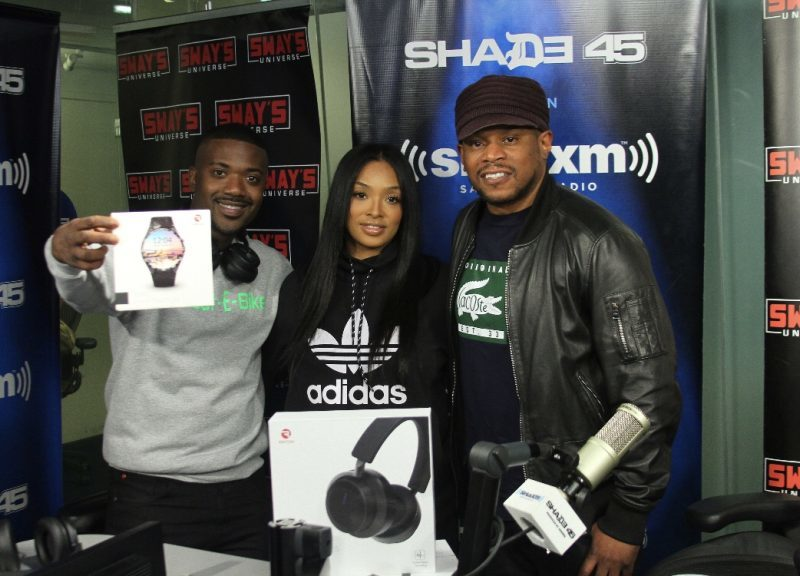 Ray J and Princess Love Talk New Baby and Raycon Global