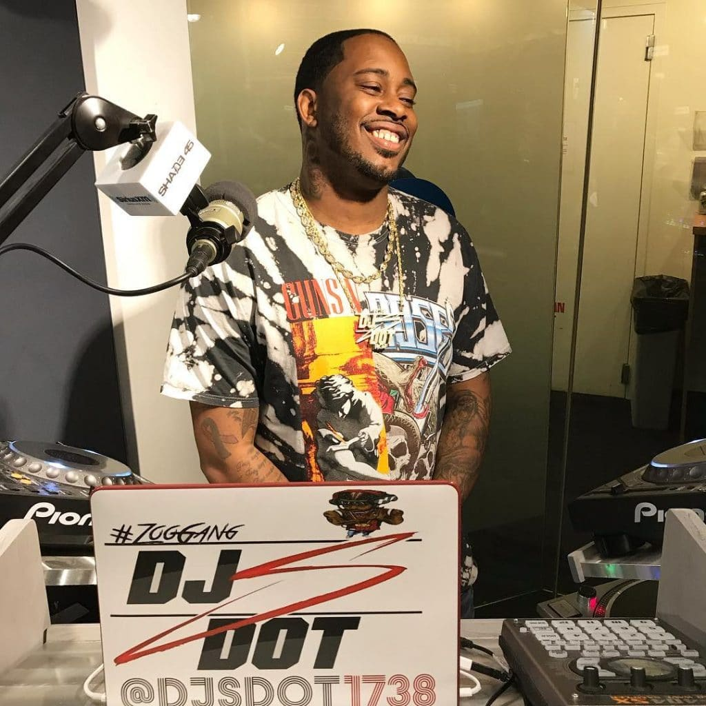 DJ S.DOT Sway in The Morning Mix