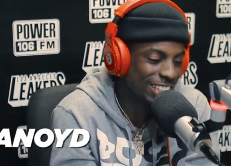 ANoyd Kills His L.A. Leakers Freestyle