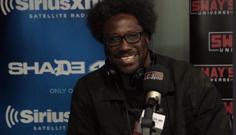 "W. Kamau Bell Addresses Race And The Concept of ""Whiteness"""